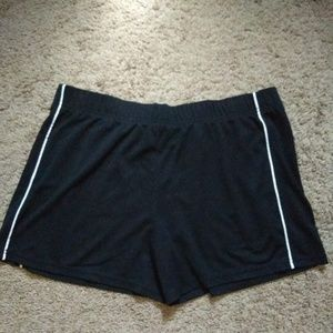 Champion Womens  Athletic Shorts Size XL